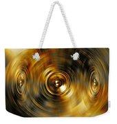 Audio Gold Weekender Tote Bag