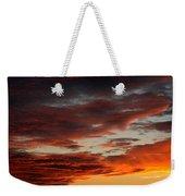 Audubon Sunset Light Weekender Tote Bag