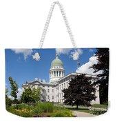 Augustacapitol Building Weekender Tote Bag