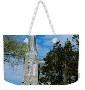 Augustinian Cemetery And Church Weekender Tote Bag