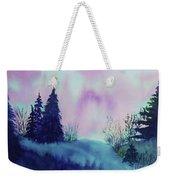 Aurora Borealis I Weekender Tote Bag
