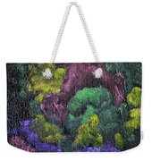 Aurora Reflection Weekender Tote Bag
