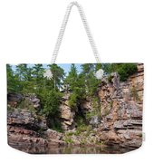 Ausable Chasm 1608 Weekender Tote Bag