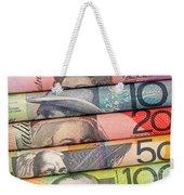 Aussie Dollars 01 Weekender Tote Bag