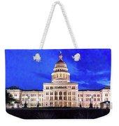 Austin State Capitol Building, Texas - Weekender Tote Bag