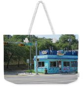 Austin Texas Congress Street Shop Weekender Tote Bag