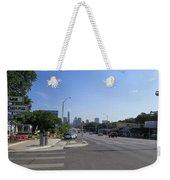 Austin Texas Congress Street View Weekender Tote Bag