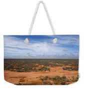 Australia Null Harbor Plain Weekender Tote Bag