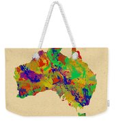 Australia Watercolor   Weekender Tote Bag