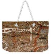 Indigenous Aboriginal Art Art 1 Weekender Tote Bag