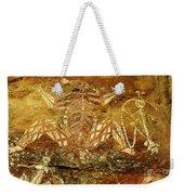 Australia Ancient Aboriginal Art 1 Weekender Tote Bag