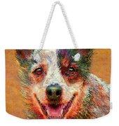 Australian Cattle Dog Weekender Tote Bag