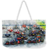 Australian Grand Prix F1 2012 Weekender Tote Bag