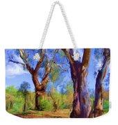 Australian Native Tree 2 Weekender Tote Bag