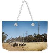 Australian Sheep Weekender Tote Bag