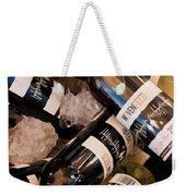 Australian Wine Weekender Tote Bag