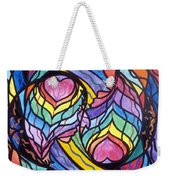 Authentic Relationship Weekender Tote Bag