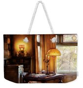 Author -  Style And Class Weekender Tote Bag