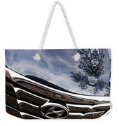 Auto Grill 14 Weekender Tote Bag