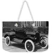 Automobile, 1921 Weekender Tote Bag