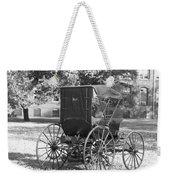 Automobile Duryea, 1893-94 Weekender Tote Bag
