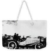 Automobile Racing, 1905 Weekender Tote Bag