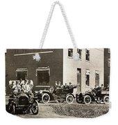 Automobiles, 1906 Weekender Tote Bag