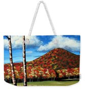 Autum Hill Weekender Tote Bag