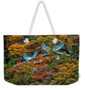 Autum In Japan Weekender Tote Bag