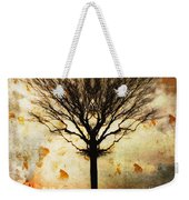 Autum Wind Weekender Tote Bag