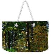 Autumn 10 Weekender Tote Bag