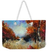 Autumn 5641 Weekender Tote Bag