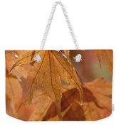 Autumn Acer Weekender Tote Bag