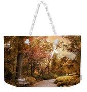 Autumn Aesthetic Weekender Tote Bag