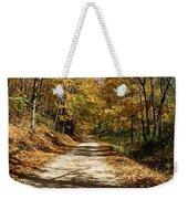 Autumn Afternoons Weekender Tote Bag