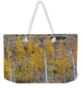 Autumn Aspens Weekender Tote Bag by James BO  Insogna