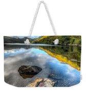 Autumn At Crafnant  Weekender Tote Bag