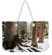Autumn At Gore Creek 5 - Vail Colorado Weekender Tote Bag by Brian Harig