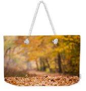 Autumn At Great Falls Weekender Tote Bag