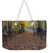 Autumn At Mono Cliffs Weekender Tote Bag