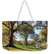 Autumn At Runnymede Uk Weekender Tote Bag