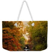 Autumn Attraction Weekender Tote Bag