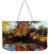 Autumn Barn Weekender Tote Bag