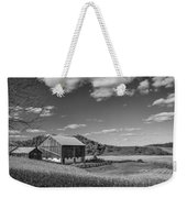 Autumn Barn Monochrome Weekender Tote Bag