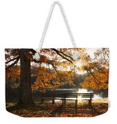 Autumn Beauty Weekender Tote Bag