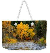 Autumn Beauty In Boise County Weekender Tote Bag