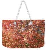 Autumn Blaze Weekender Tote Bag by Kevin Croitz