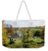 Autumn Blessings Weekender Tote Bag