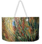 Autumn Bloom Weekender Tote Bag