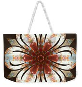 Autumn Blooming Weekender Tote Bag